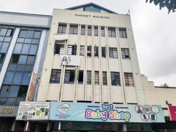Market Mansion - 5 Story Building, Nairobi Cbdn, Biashara (naivasha), Nakuru, Commercial Property for Sale