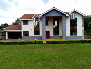 a 5 Bedroom House with Sq, Runda, Westlands, Nairobi, Townhouse for Rent