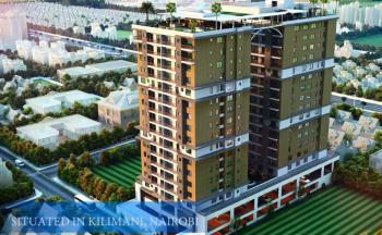 Kilimani Jade Homes:luxury 4 Bedrooms Apartment, Kilimani, Nairobi, Flat for Sale