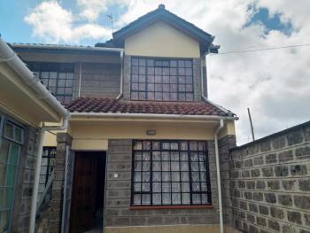 a 4 Bedroom Master En-suite Maisonette, Five Star Estate Phase Ii, South C, Nairobi West, Nairobi, Townhouse for Sale