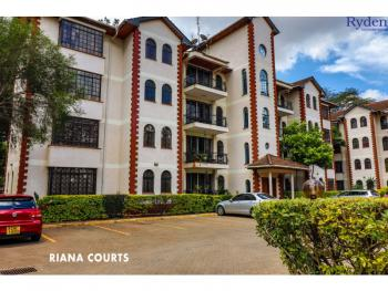 a Cozy and Spacious 3 Bed Apartment, Off Lenana Road, Malindi Town, Kilifi, Flat for Sale