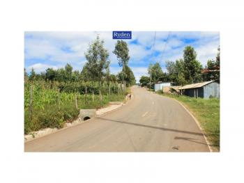 Very Scenic 0.25 Acre Residential Plot, Rimpa Estate, Ongata Rongai, Kajiado, Land for Sale