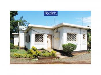 Prime 0.6 Acre Redevelopment Plot, Market Milimani, Kisumu, Land for Sale