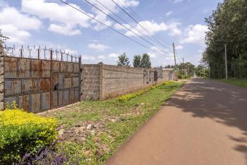 0.5 Acres Residential Vacant Land, Thome, Hospital (thika), Kiambu, Residential Land for Sale