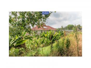 0.5-acre Residential Plot, Ithin Mushroom Estate, Off Kiambu Road., Runda, Westlands, Nairobi, Land for Sale