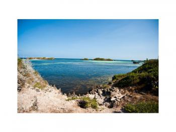 Very Scenic 9.8 Acre Beach-front Residential Plot Next to Crystal Bay, North Coast, Mwatate, Taita Taveta, Land for Sale
