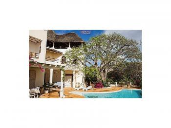 Stunning, Fully Furnished 4bed Villa for Holiday, Fronting The Ocean Creek, Malindi Town, Kilifi, Detached Duplex Short Let