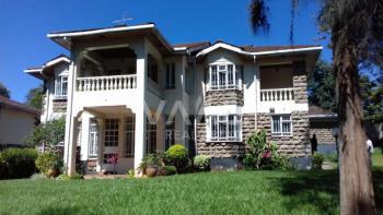 Unfurnished 5 Bedroom House 4 En-suite+ Dsq, Off Olenguruone Road, Lavington, Nairobi, Townhouse for Rent