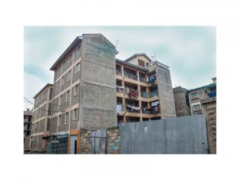 Great Investment in a Block of 14 Two Bed Apartments, Estate Off Outer Ring Road, Umoja, Nairobi, Flat for Sale