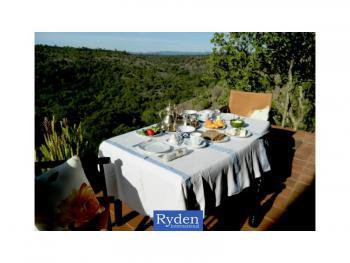 44 Acre Private Wildlife Ranch with Spectacular House, Mweiga, Kamakwa/mukaro, Nyeri, Land for Sale