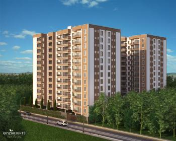 3 Bedroom Apartments, 2 En Suite - Enzi Heights, Nextgen, Nairobi South, Nairobi, Flat for Sale