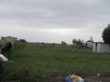 10 Plots of Land, Mavoko in Athi River on Katani Road, Kathiani Central, Machakos, Land for Sale