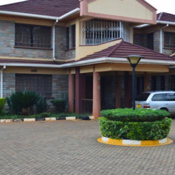4 Bedroom Double Story House, Runda, Westlands, Nairobi, Detached Duplex for Sale