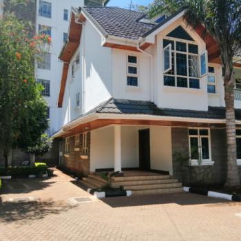 5 Bedroom Townhouse, Kileleshwa, Nairobi, Townhouse for Rent