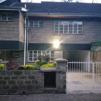 George Padmore 4 Bedroom Townhouse, Kilimani, Nairobi, Detached Duplex for Rent