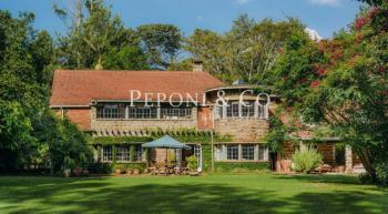 Characterful Home Off Windy Ridge, Karen, Nairobi, House for Sale