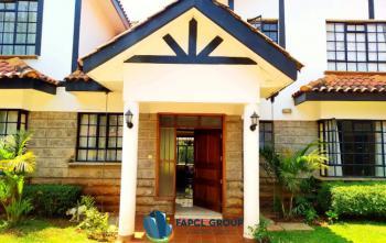 a 5 Bedrooms (all-ensuite) Villa, Karen, Nairobi, House for Sale