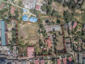 2.6 Acres of Prime Land for Redevelopment, Magadi Road, Ongata Rongai, Kajiado, Land for Sale
