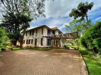Great House in Cobble Gardens, Miotoni West Road, Kipkaren, Nandi, Detached Duplex for Rent