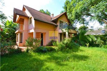4 Bedroom Standalone, Sri Aurobindo, Off  Riverside Drive, Westlands, Nairobi, Detached Duplex for Rent