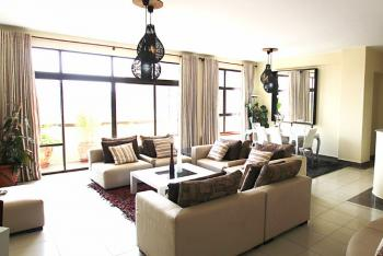 Executive 4 Bedroom Flat & Apartment, West Park Mpaka Rd, Westlands, Nairobi, Apartment for Rent