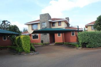 Spacious 4 Bedroom Townhouse Master En-suite + Dsq (en-suite ), Ridgeways,, Kikuyu, Kiambu, Townhouse for Rent