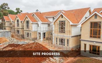 5 Bedroom Townhouses (middle Unit), Amboseli Drive, Off Gitanga Road, Lavington, Nairobi, Townhouse for Sale