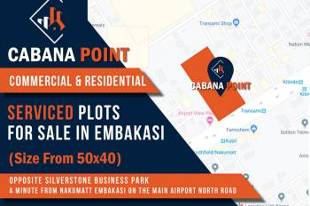 Cabana Point -- Plots, North Airport Road, Kwa Njenga, Embakasi, Nairobi, Land for Sale