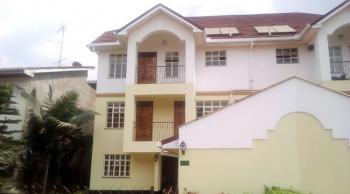 Kijani Willows Townhouse, Kileleshwa, Nairobi, Townhouse for Rent