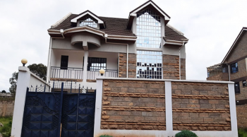 Royal Park Townhouse, 102 Jaylaani Boulevard, Royal Park Estate, Mugumo-ini (langata), Nairobi, Townhouse for Sale