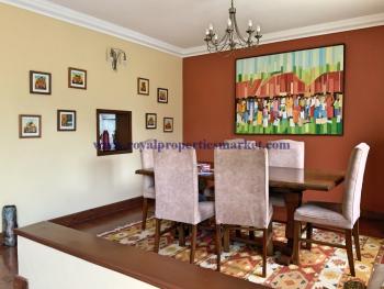 3 Bedroom Furnished House, Loresho, Westlands, Nairobi, House for Rent