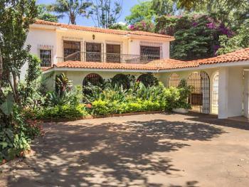 Standalone Home, Muthaiga Road, Muthaiga, Nairobi, House for Rent