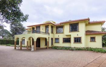 Standalone Ambassadorial Home, Old Muthaiga, Muthaiga, Nairobi, House for Rent