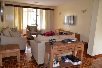 3 Bed + Sq Apartment, Siaya Road, Kileleshwa, Nairobi, Flat for Rent
