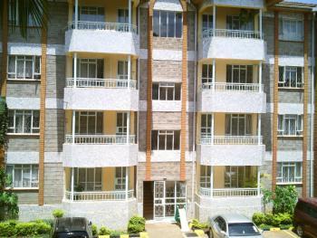 Spacious 3 Bedrooms Master En-suite Apartment in Brookside, Westlands, Brookside, Westlands, Nairobi, Flat for Rent
