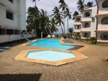 2br Beachfront Furnished Apartment in Bamburi Beach Villa Ar37, Bamburi, Mombasa, Apartment for Rent