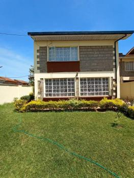 Luxury 4bed Maisonette on a Full Plot of an Acre, Amboseli Road, Lavington, Nairobi, Townhouse for Sale