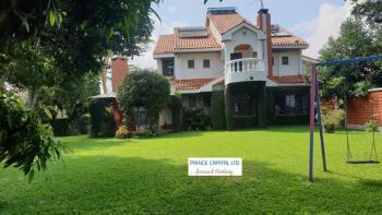 Runda 5 Bedroom Standalone, Runda Panafric, Runda, Westlands, Nairobi, Townhouse for Rent