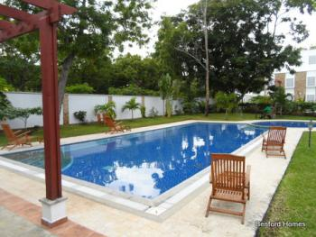 Executive 4 Bedroom Villa in a Shared Compound with a Pool and Gym, Links Road Nyali, Nyali, Mombasa, Townhouse for Rent