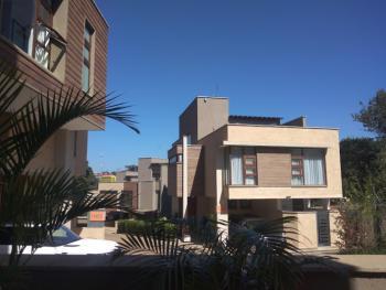 Beautiful Uniquely Designed Townhouses, Chalbi Drive, Lavington, Nairobi, House for Sale
