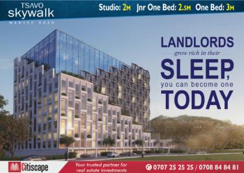 Well Priced Studios, 1bed, Wanyee Rd Off Naivasha Rd., Wanyee Road, Kilimani, Nairobi, Apartment for Sale