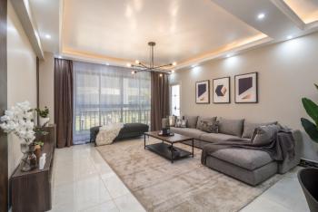 Ideal 3 Bedroom Apartment in Kilimani Near Junction Mall, Hekima Road, Kilimani, Nairobi, Apartment for Rent