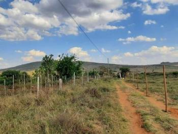 Kangundo Road Plot 50x100, Kangundo, Kangundo Central, Machakos, Residential Land for Sale