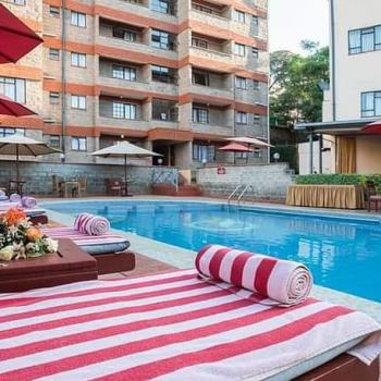 Luxury 1  Bedroom Fully and Serviced Apartment, Lantana Road, Westlands, Nairobi, Apartment Short Let