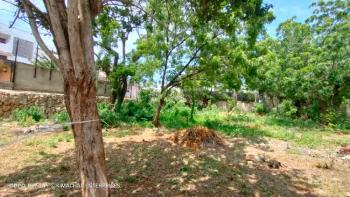 1/4 Acre Plot, Baobab Road Near Citymall, Nyali, Mombasa, Residential Land for Sale