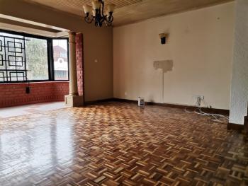 a Spacious 3 Bedroom Apartment, Ole Odume Road, Kilimani, Nairobi, Apartment for Rent