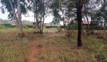 Good Residential Plots, Kamangu, Kikuyu, Kiambu, Residential Land for Sale