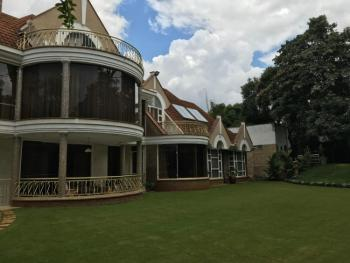 5bedroom House Wit Theater/pool/gym/church/4sq on 1.3acres in Muthaiga, Muthaiga, Muthaiga, Nairobi, House for Sale