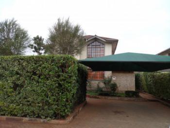 Elegant 4 Bedroom Townhouse, Kiambu Road, Githiga (githunguri), Kiambu, Townhouse for Rent