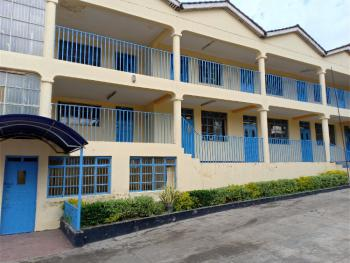 a Commercial Building with About 12 Rooms, Section 58, Nakuru East, Nakuru, School for Sale